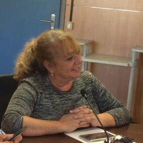 """Beatriz Correas (Cs): """"El tripartito (PSOE, NC y LPGC Puede) pasará a la historia por cargarse la actividad cultural del municipio"""""""