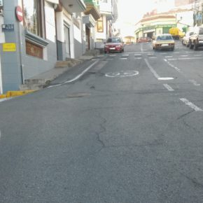 Ciudadanos insta al Ayuntamiento de Teror a mejorar la calle José Miranda Guerra