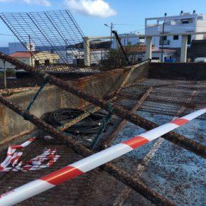 Ciudadanos exige al Ayuntamiento de Valverde que acondicione el polideportivo Tamaduste