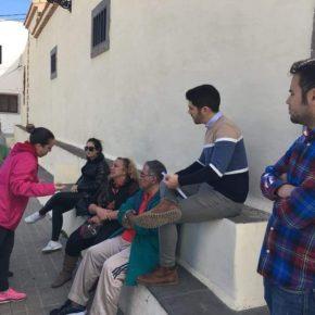 Ciudadanos denuncia la desidia y la falta de voluntad del tripartito con el barrio de Tenoya