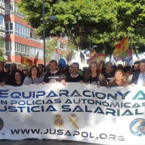 """Mariano Cejas (Cs): """"Ciudadanos seguirá luchando hasta que la equiparación salarial de la Guardia Civil y de la Policía Nacional sea real"""""""
