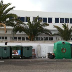 Ciudadanos exige la retirada de los dos puntos de almacenamiento de residuos de las calles Los Alisios y San Borondón
