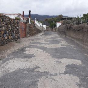 Cs pide al Ayuntamiento de Santa Úrsula que garantice la seguridad de los vecinos y reasfalte las vías que están en mal estado