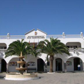 Cs urge al Ayuntamiento de San Bartolomé y al de Yaiza a hacer un ejercicio de transparencia y a presentar su declaración ante el Comisionado