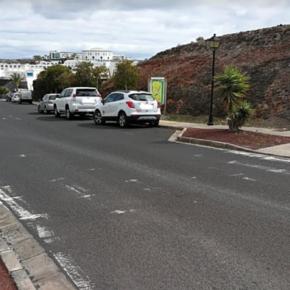 Ciudadanos denuncia el lamentable estado de la señalización viaria en Las Coloradas