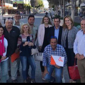 Ciudadanos reclama al Ayuntamiento deLa Oliva que incremente las medidas deseguridaden el municipio