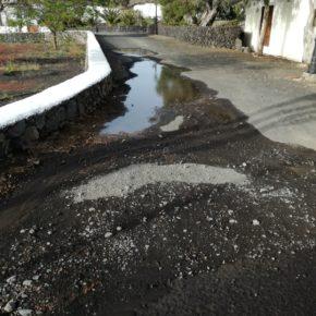 Cs pide al Ayuntamiento de Yaiza que inste a Canal Gestión a buscar una solución a las pérdidas de agua en Uga