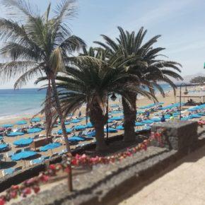 Cs insta al Ayuntamiento de Tías a iniciar los trámites necesarios para que las playas del municipio puedan obtener la bandera azul