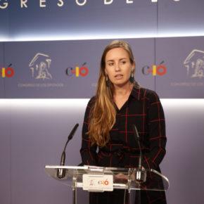 """Melisa Rodríguez: """"El Tribunal Constitucional da la razón a Ciudadanos frente al veto del Gobierno para paralizar la LOMCE"""""""