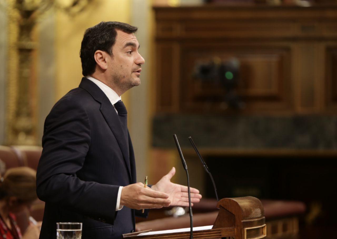 Resultado de imagen de El diputado de Ciudadanos (Cs) por la provincia de Las Palmas, Saúl Ramírez