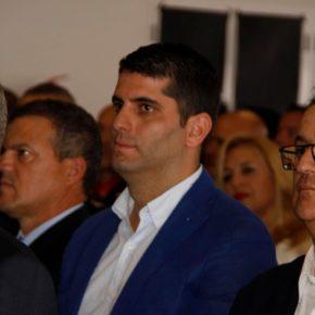 """Benjamín Perdomo (Cs): """"Es indignante que el señor San Ginés se congratule de seguir cobrando a los lanzaroteños una tasa injusta"""""""