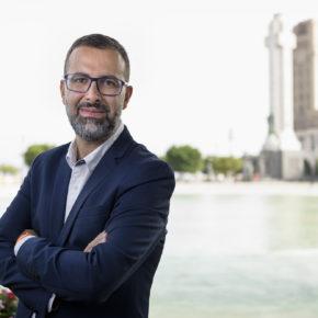 """Mariano Cejas (Cs): """"RTVC tiene que ser de todos los canarios, y no de Coalición Canaria y de sus socios"""""""
