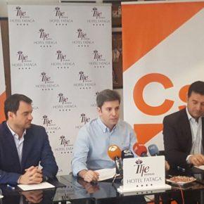 """Ruymán Santana (Cs): """"El alcalde de Arucas y ocho de sus concejales tendrán que devolver más de un millón de euros que cobraron indebidamente"""""""