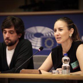 """Melisa Rodríguez (Cs): """"El campus de Bruselas contribuye a reforzar el europeísmo y los valores de la Unión Europea entre nuestros jóvenes"""""""