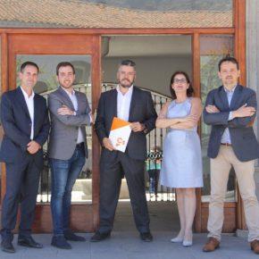 Ciudadanos se constituye como agrupación en San Bartolomé de Tirajana y nombra coordinador a Santiago Santana
