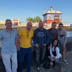 Ciudadanos exige al Ayuntamiento de Haría una solución a la acumulación de caravanas en la playa de La Garita de Arrieta