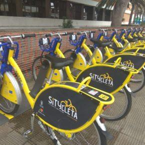 Ciudadanos denuncia que el tripartito está falseando los datos de los usuarios de la Sitycleta