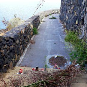 Ciudadanos exige al Ayuntamiento de Santa Úrsula que acondicione el paseo costero de La Mancha