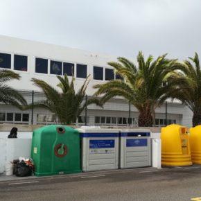 Cs pide al Ayuntamiento de San Bartolomé que mejore el sistema de tratamiento de residuos y sustituya los contenedores que están obsoletos
