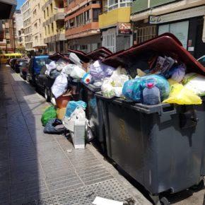 """Beatriz Correas (Cs): """"El Servicio de Limpieza en Las Palmas de Gran Canaria sigue en descomposición por la falta de gestión"""""""