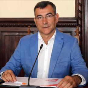 Juan Arturo San Gil repite como candidato de Ciudadanos a la alcaldía de Santa Cruz de La Palma