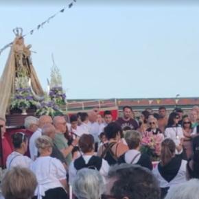 """Cs afirma que la suspensión de la embarcación de la Virgen del Carmen se debe a la """"falta de rumbo"""" del gobierno local de Candelaria"""