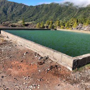 Ciudadanos pide al Ayuntamiento deElPasoque tome medidas urgentes para acabar con la inseguridad del estanque ubicado en Las Cuevas