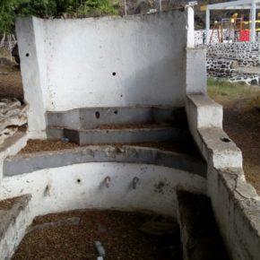 Ciudadanos exige al Ayuntamiento de Agaete que restaure la zona de la fuente de Los Chorros