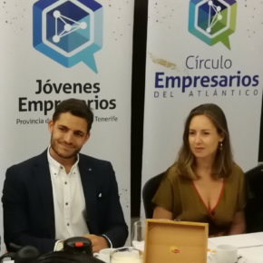 """Melisa Rodríguez (Cs): """"Ciudadanos seguirá defendiendo a todos los canarios que quieren emprender porque son los verdaderos creadores de empleo"""""""