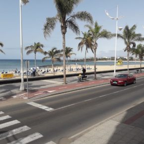 Ciudadanos solicita al Ayuntamiento de Arrecife que mejore la accesibilidad en la Playa del Reducto