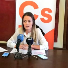 """Teresa Berástegui (Cs): """"CC y PSOE siguen haciendo caso omiso a la inseguridad que experimentan los laguneros al transitar por la Avenida de Los Menceyes"""""""