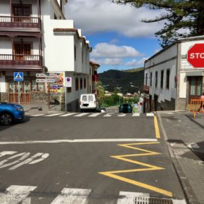 Ciudadanos pide al Ayuntamiento de Teror que modifique la ubicación del vado de carga y descarga del Paseo González Díaz