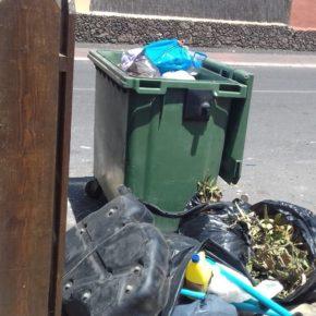 Ciudadanos reclama un plan integral de limpieza en Corralejo