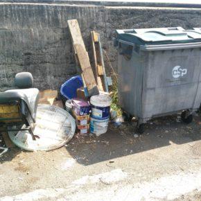 Ciudadanos exige mejoras urgentes en la planificación de los servicios de limpieza y de la gestión de residuos en Breña Alta