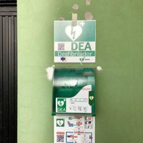 Ciudadanos pide explicaciones al Ayuntamiento deElPasopor la retirada del desfibrilador del estadio de fútbol municipal