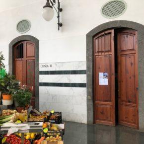 Cs urge al Ayuntamiento de Santa Cruz de La Palma a reparar las cámaras frigoríficas del Mercado de La Recova