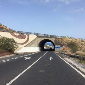 Cs exige al Ayuntamiento de Güimar un paso de peatones en la vía que conecta Puzol con el acceso al Puertito