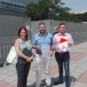 Ciudadanos denuncia el deterioro y las graves deficiencias que presenta el barrio de El Tablero