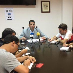 """Benjamín Perdomo (Cs): """"Pedro San Ginés y CC son un lastre para la política territorial de Lanzarote"""""""