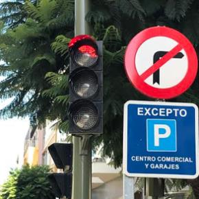 Cs exige al Ayuntamiento de Los Llanos de Aridane que haga un mantenimiento adecuado de los semáforos en el municipio