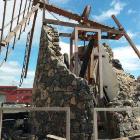 Ciudadanos pregunta a CC y PP por el incumplimiento de las medidas necesarias para conservar y proteger el molino de Barranco Grande