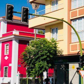 Ciudadanos exige al Ayuntamiento de El Paso que vuelva a poner en funcionamiento los semáforos de la avenida Islas Canarias