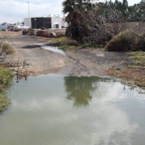 Ciudadanos exige al Ayuntamiento de Yaiza una solución urgente al vertido de aguas fecales en la trasera del residencial Marcastell