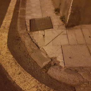 Ciudadanos exige un plan de acción para acabar con las barreras arquitectónicas en San Cristóbal de La Laguna