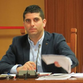 """Benjamín Perdomo (Cs): """"Lanzarote ha dado un paso más en la gestión del agua al permitir la desalación de forma privada en la isla"""""""