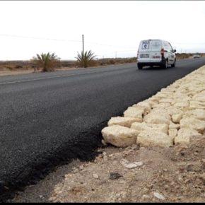 Ciudadanos pide al Ayuntamiento de Granadilla de Abona que exija que se retomen y se finalicen las obras de la carretera de San Isidro a El Médano