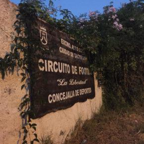 Ciudadanos pide al Ayuntamiento de Tacoronte que acondicione el circuito deportivo 'La Libertad'