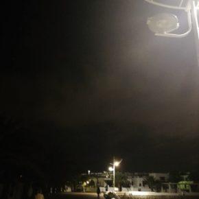 Cs pide al Ayuntamiento de San Bartolomé que mejore el mantenimiento del alumbrado en la Avenida de Playa Honda