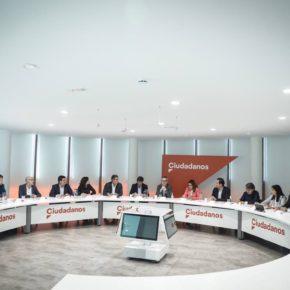 """Mariano Cejas (Cs): """"Ciudadanos sigue creciendo con la esperanza y la ilusión de liderar el cambio político en Canarias"""""""
