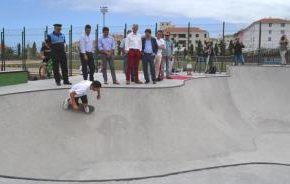 Ciudadanos denuncia la situación de abandono en la que se encuentra el 'Skate Park' de La Orotava